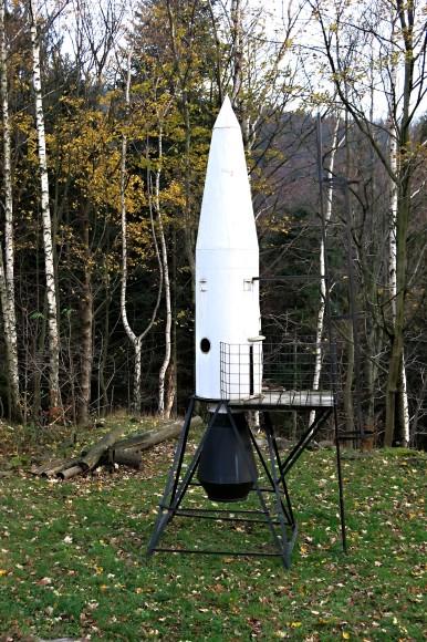 Kosmická raketa