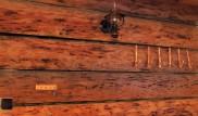 Dřevěné věšáky