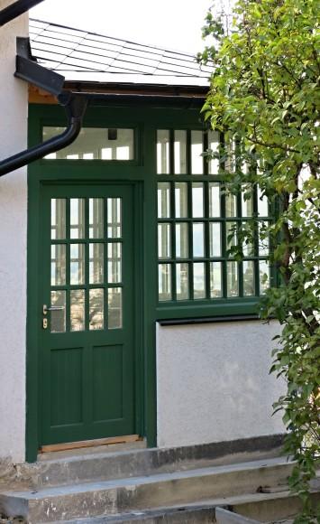 Klasická veranda